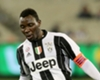 Asamoah downplays Juve loss