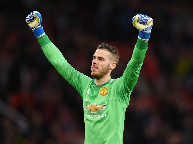 De Gea: Manchester United can win title under Mourinho