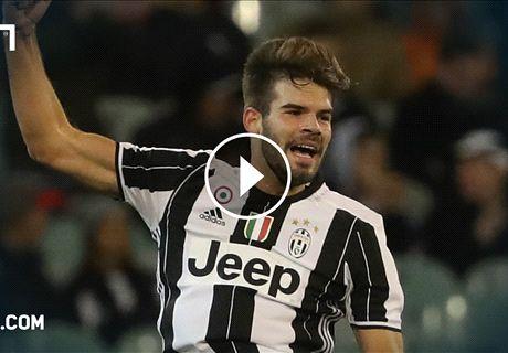 VÍDEO: El golazo de Carlos Blanco