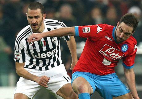 Core 'ngrato Napoli-Juve: non solo Higuain