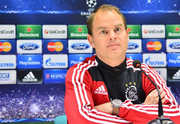 De Boer: I would like to coach Liverpool or Tottenham