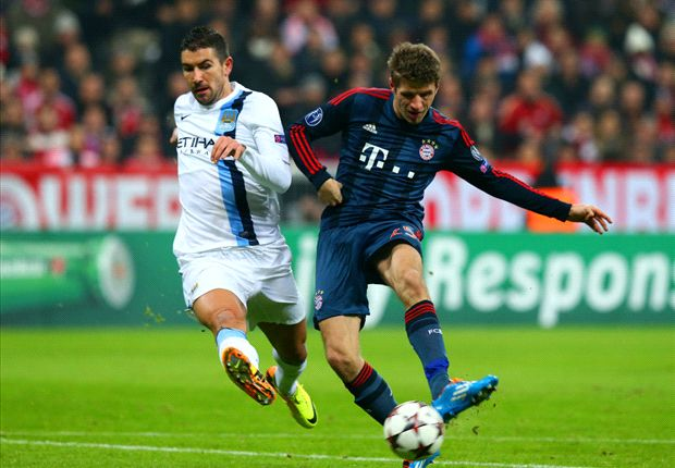 Muller: Bayern showed their human side in Manchester City defeat