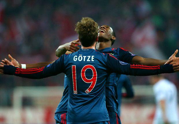 Mario Götze hat sich gut in München eingelebt
