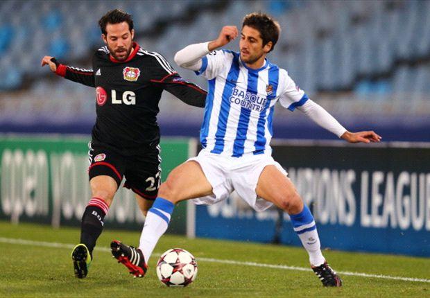Castro und Co. konnten sich gegen Real Sociedad durchsetzen