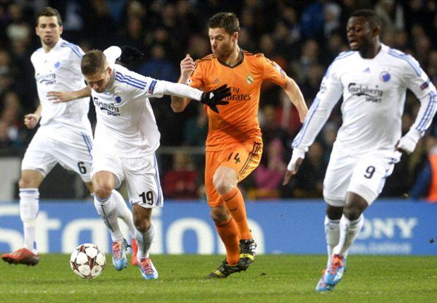 Real Madrid schiet droom Kopenhagen aan duigen