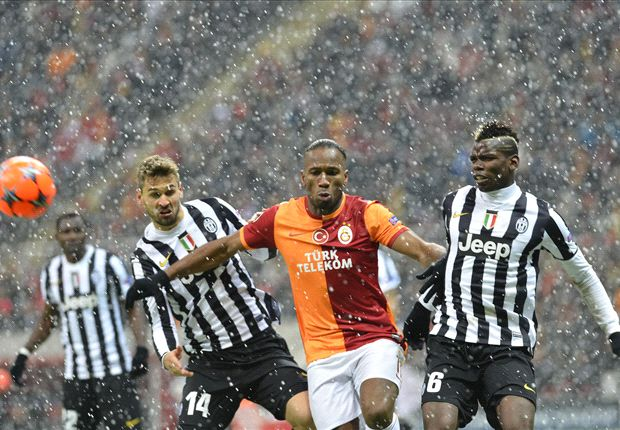 Galatasaray-Juventus abandoned due to hailstorm