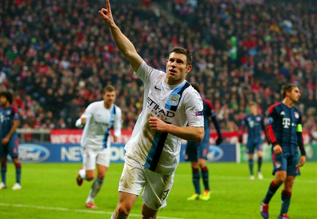 Milner: I need to play more for Manchester City