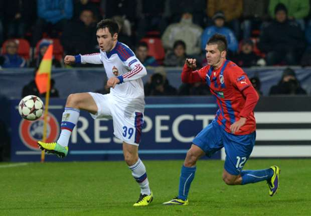 Viktoria Plzen 2-1 CSKA Moscow: Late Wagner strike nicks Europa League spot off visitors
