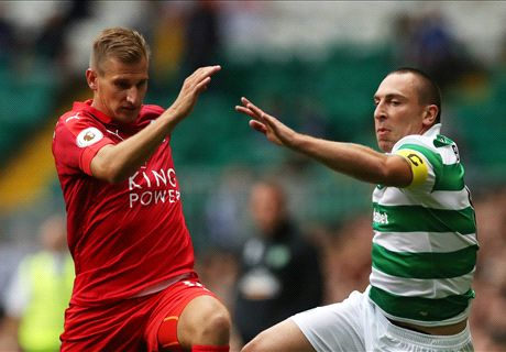 LIVE: Celtic 1-1 Leicester City