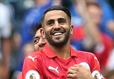 Mahrez must be Leicester's top priority
