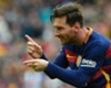 Messi back early for Barca