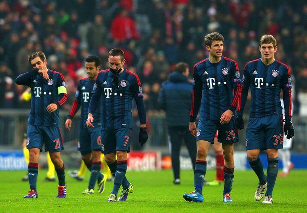 Auch bei den Bayern-Spieler sorgt das Regelwerk für Verwirrung