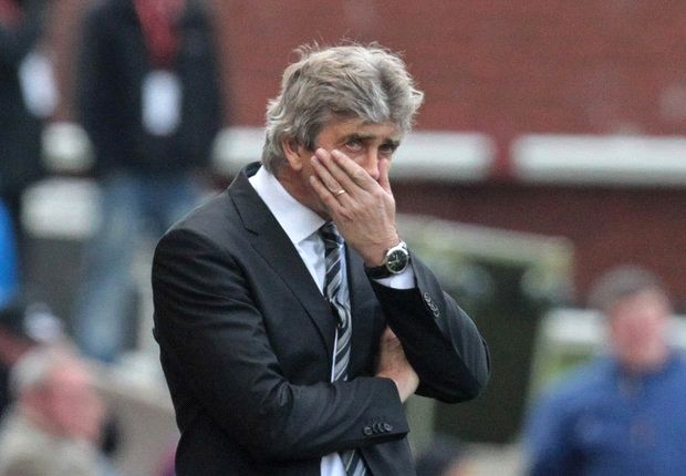 Manchester City boss Pellegrini against mid-season break