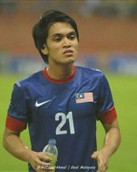 Nazmi Faiz Player Profile