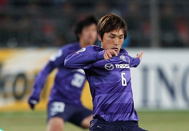 Sanfrecce Hiroshima & Yokohama F Marinos Ke Semi-Final Emperor Cup