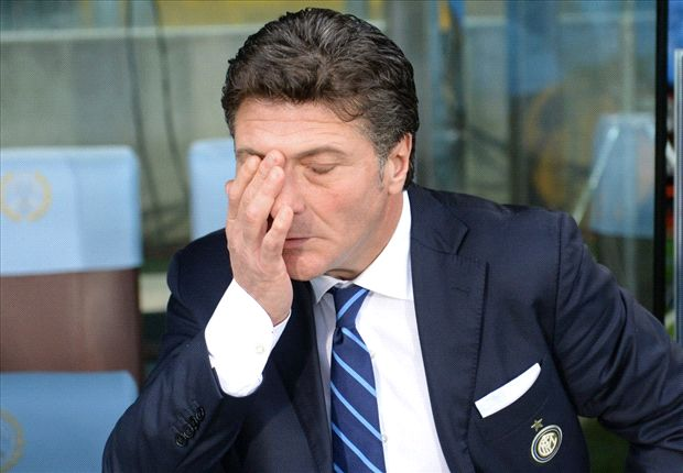 Mazzarri hits out at referee after Lazio loss
