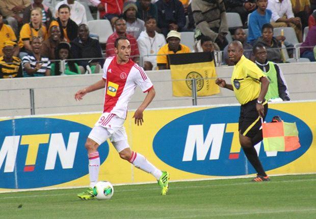 Eleazar Rodgers of Ajax Cape Town