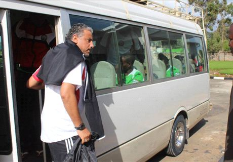 Banned Amrouche now takes Caf to court