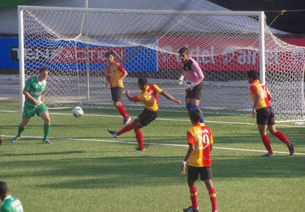Salgaocar FC 0-0 East Bengal: Gurpreet Singh earns a point for the visitors