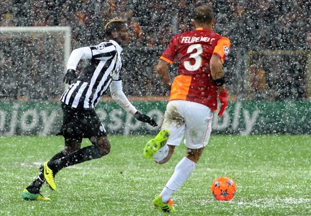 Galatasaray v Juventus to kick off at 13.00GMT as planned