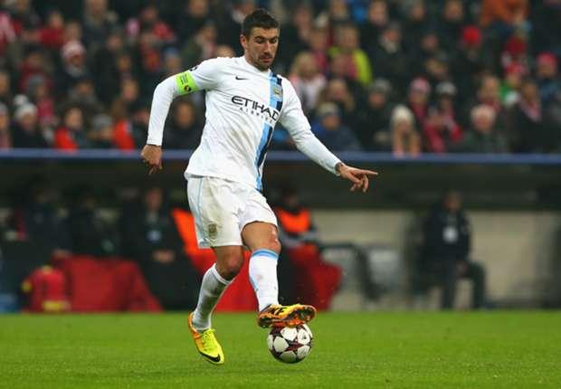 Manchester City's Kolarov not a Juventus target, insists Marotta