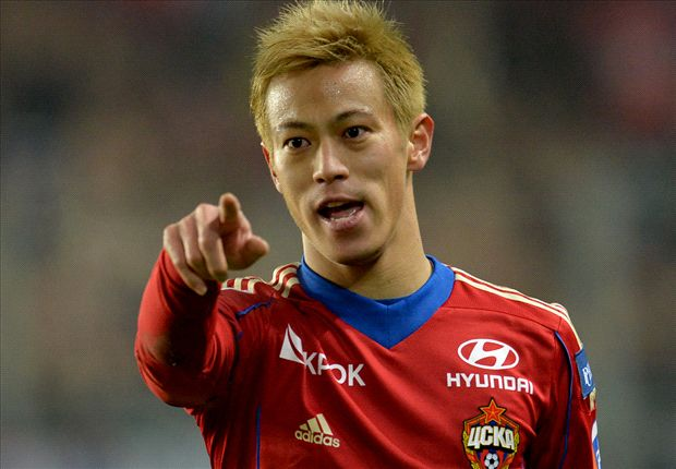 Japan boss tips Honda to shine for AC Milan
