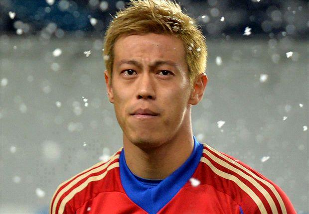 Honda will succeed at AC Milan, says De Jong