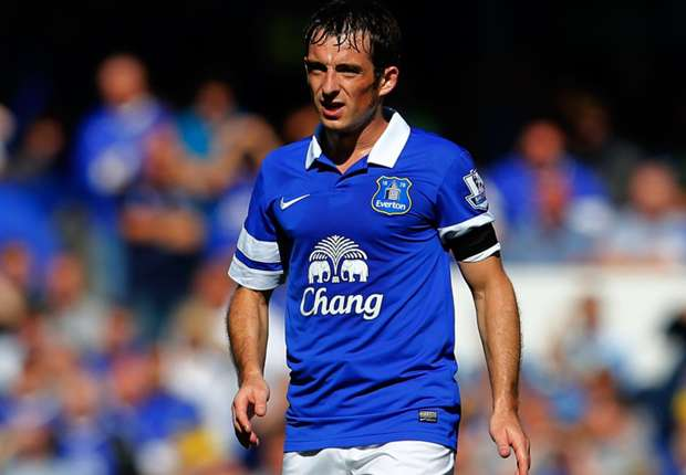 Baines eyes festive return for Everton