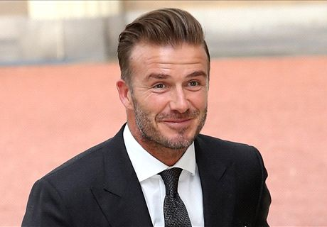 Beckham: Mou is what Man Utd need