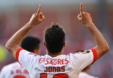 Barcelona in talks with Jonas