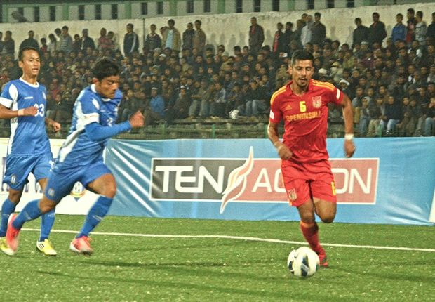 Randajied ran out winners over Pune FC