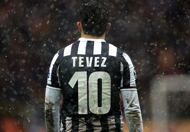 Tevez: Ribery should win Ballon d'Or