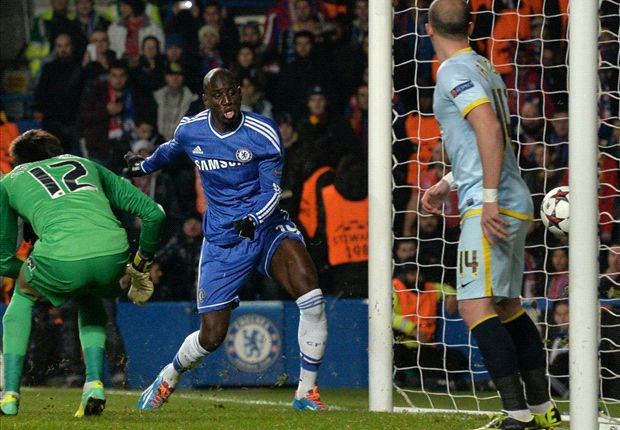 Chelsea 1-0 Steaua Bucharest: Blues secure top spot with easy win