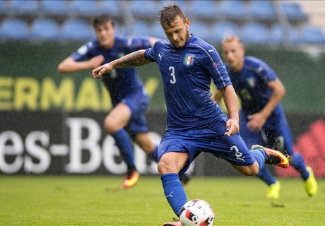 Francia U19-Italia U19 LIVE!