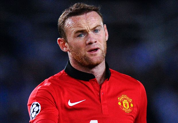 Rooney a doubt for Tottenham clash with Van Persie ruled out