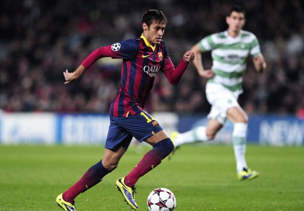 Neymar reminds me of Johan Cruyff, says Fabregas