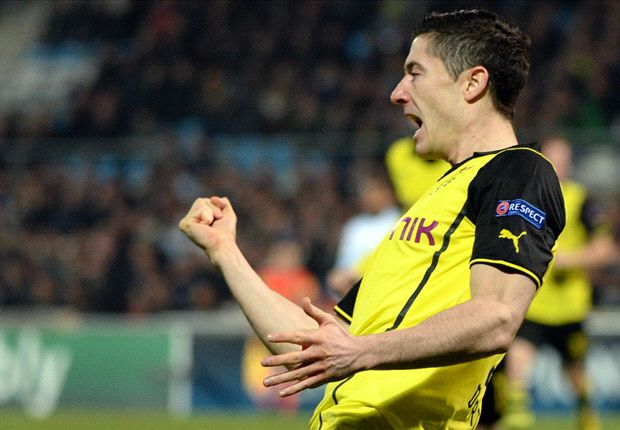 Marseille win can give us momentum - Lewandowski