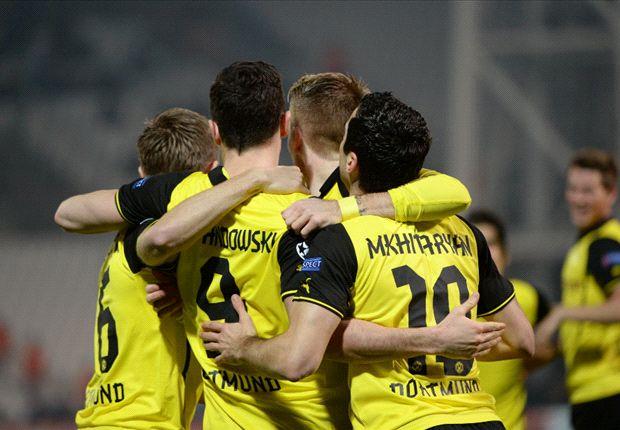 Großkreutz erlöst Dortmund! BVB nach Sieg in Marseille im CL-Achtelfinale