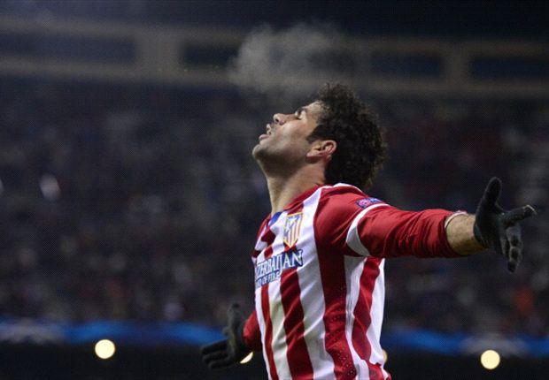 Diego Costa can win Ballon d'Or, says Simeone
