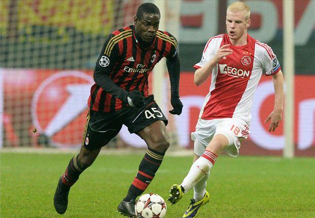 Strijdlustig Ajax eindigt met lege handen