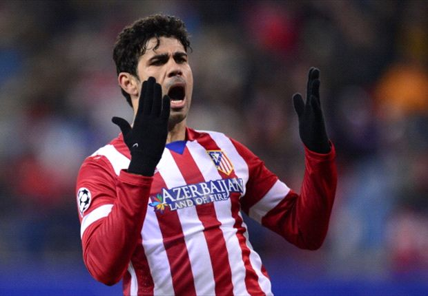 Arsenal send scouts to watch Diego Costa with view to January raid