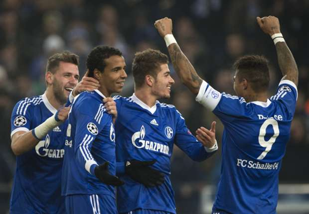 Schalke 2-0 Basel: Draxler & Matip see Keller's men into last 16