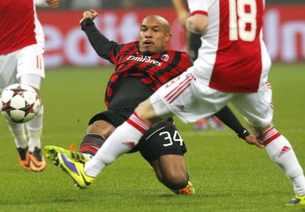 AC Milan 0-0 Ajax: Rossoneri into last-16