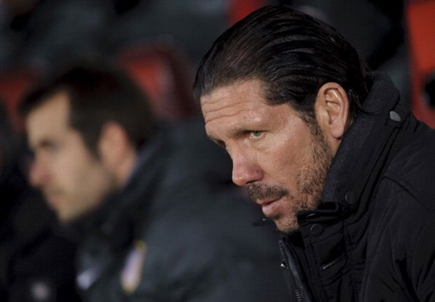 Simeone wary of Athletic threat