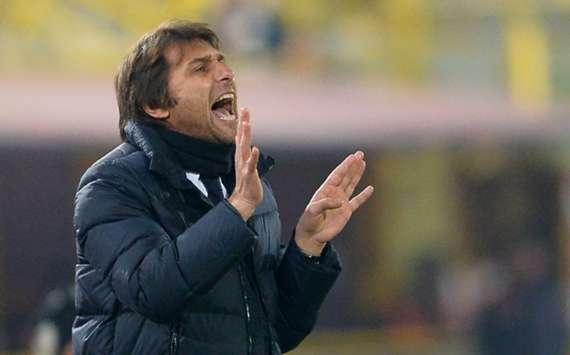 Juventus coach Antonio Conte