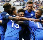 Frankrijk Onder-19 Europees kampioen