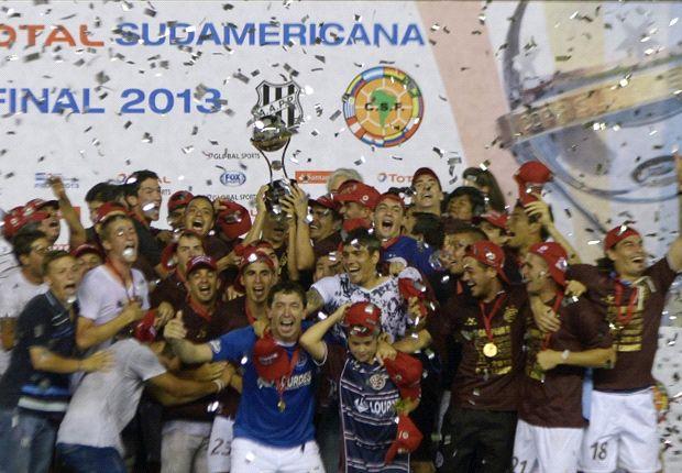 El Granate arranca su camino como flamante campeón de la Sudamericana