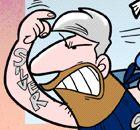 CARTOON: Messi's bad hair day