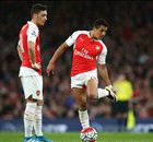 'Ozil & Alexis not at the top level'