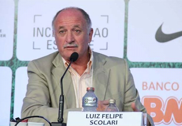 Scolari: Brazil have to win the World Cup